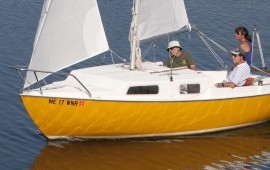 rent a sailboat from West Harbor Recreation, Inc.